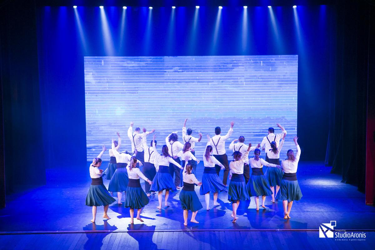 40 anos Grupo Kadima - Porto Alegre - RS - Danças Judaicas - Fotografia Studio Aronis - Theatro São Pedro - Fundação Kadima