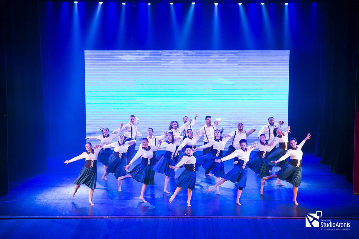 40 anos Grupo Kadima - Porto Alegre - RS - Danças Judaicas - Fotografia Studio Aronis - Theatro São Pedro - Fundação Kadima - Ex-Kadimas