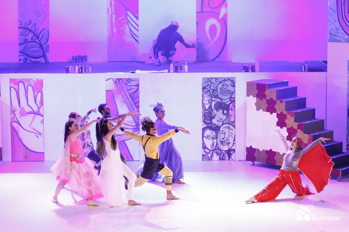 Espetáculo MiAni - Colégio Israelita Brasileiro