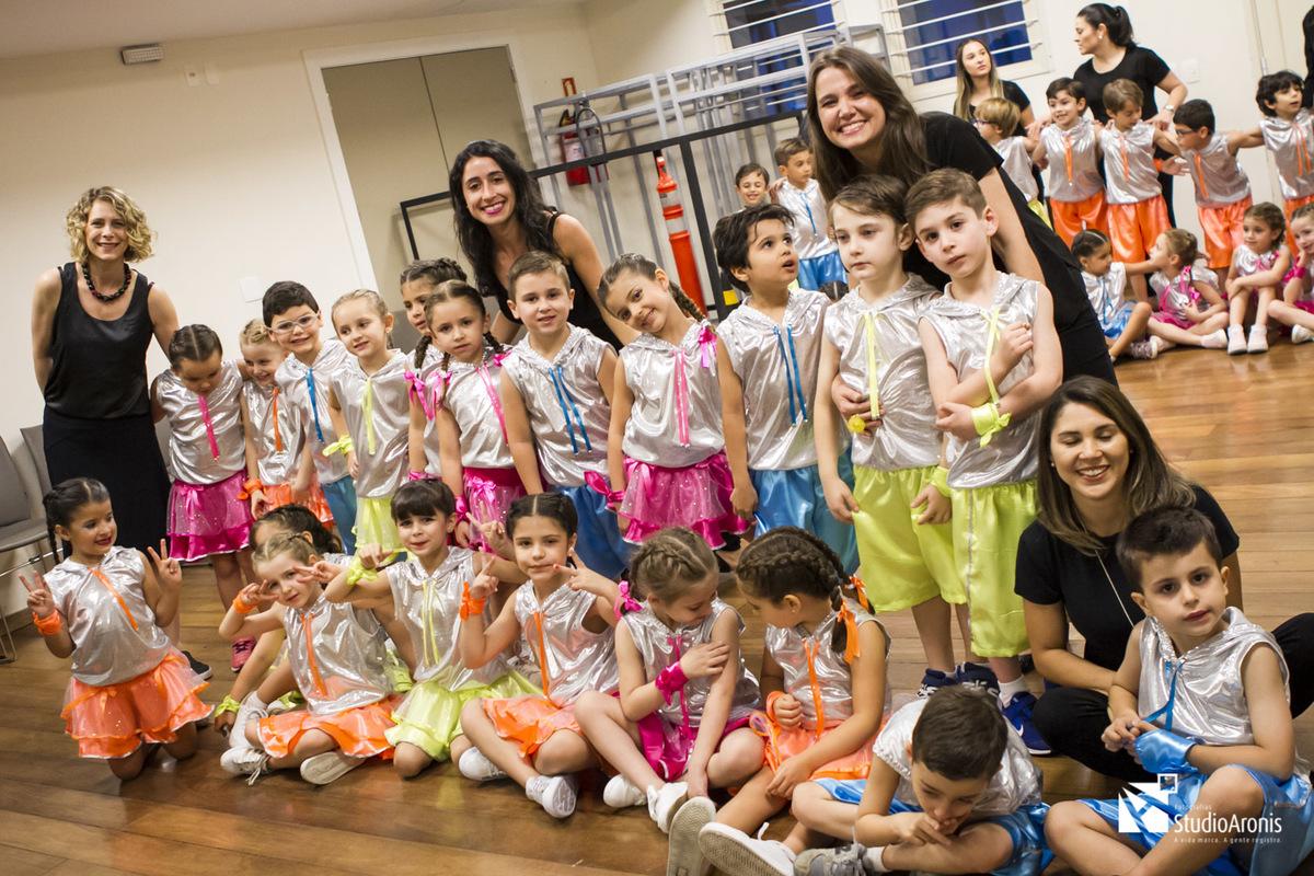 Formatura Nível B 2019 Colégio Israelita Brasileiro - Teatro Santa Casa - Studio Aronis Fotografias - Making Of