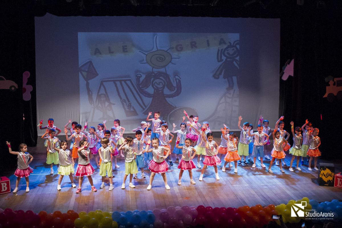 Formatura Nível B 2019 Colégio Israelita Brasileiro - Teatro Santa Casa - Studio Aronis Fotografias -