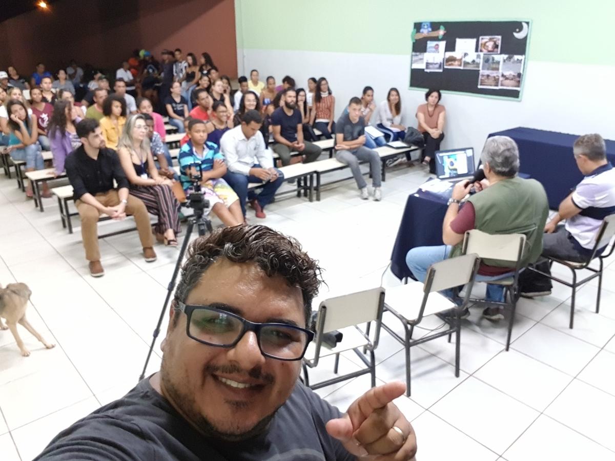 Imagem capa - Café Fotográfico na Escola Ruth Brandão de Azeredo por Washington Eloi Francisco