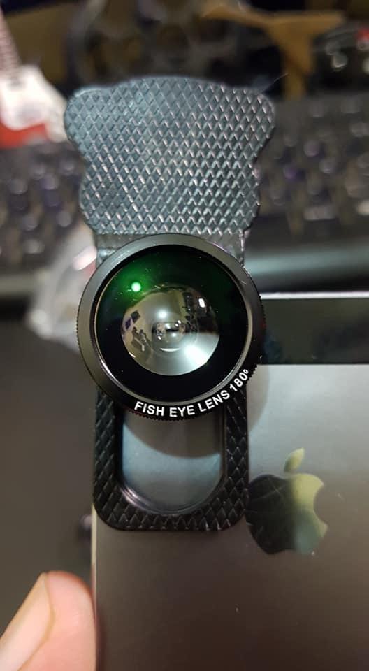 Imagem capa - Dicas de Fotografia - Kit de lentes para qualquer Smarthphone por Washington Eloi Francisco