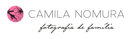 Logotipo de Camila Nomura