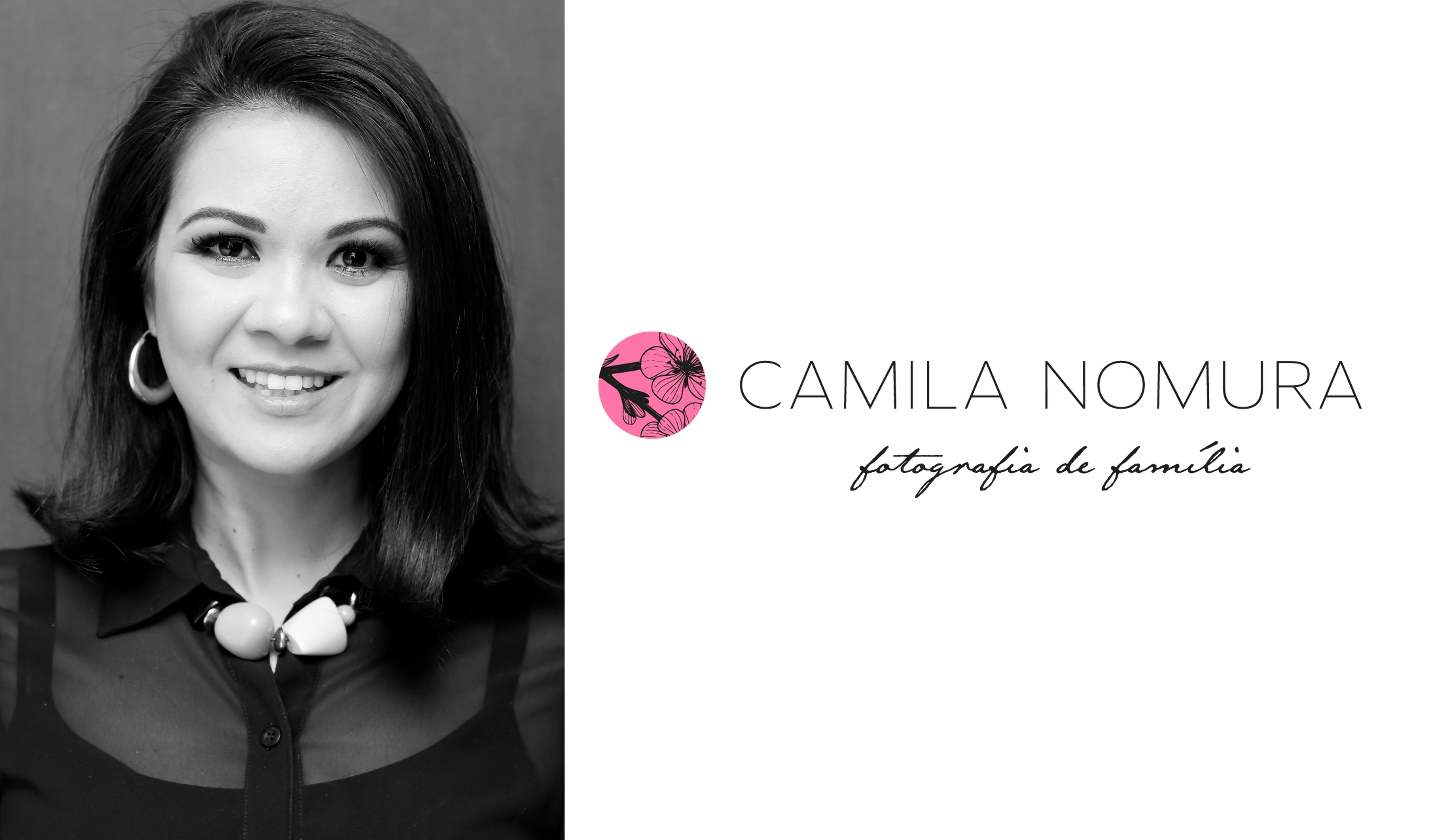 Sobre Camila Nomura - Fotografia de Família