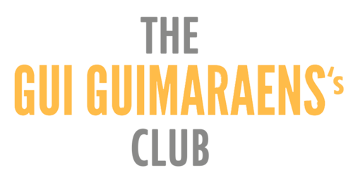 Logotipo de THE GUI's CLUB by Gui Guimaraens
