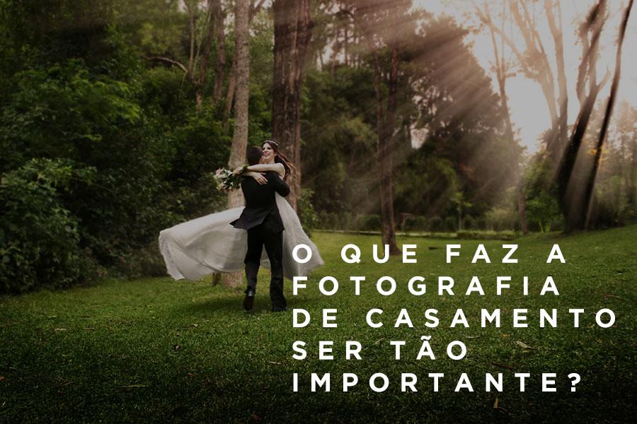 Imagem capa - O que faz a fotografia de casamento ser tão importante? por Juba Alves Fotografia