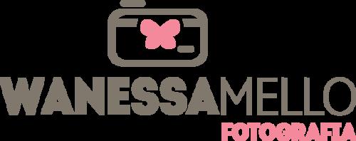 Logotipo de Wanessa Mello Fotografia