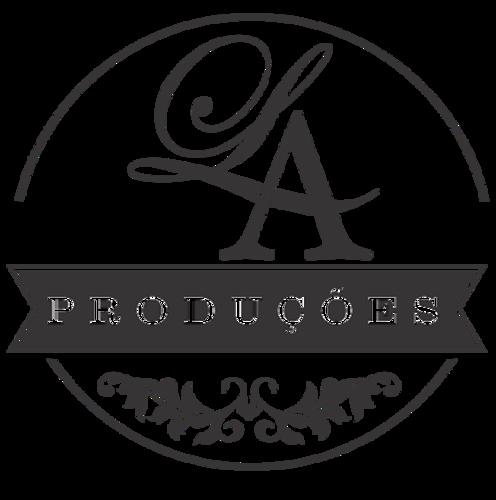 Logotipo de LA Produções Arte Floral