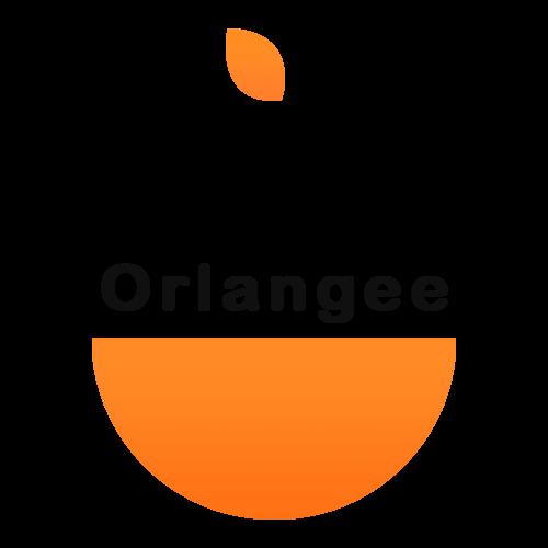 Logotipo de Orlangee Fotografia