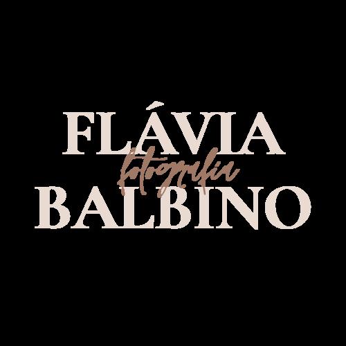 Logotipo de Flávia Balbino Fotografia
