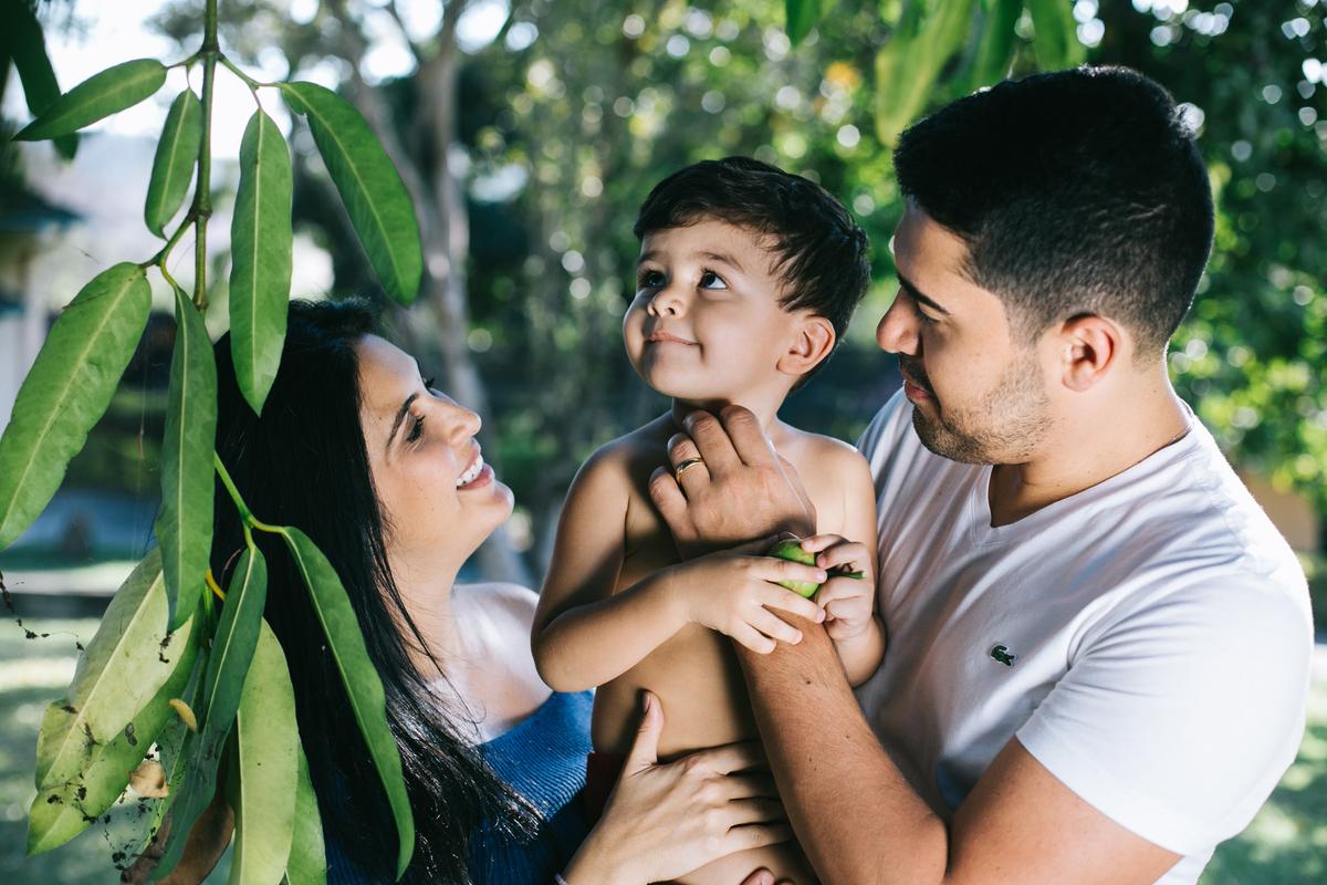 Imagem capa - Ensaio Família - Lu e Rapha! por Flávia Balbino Fotografia