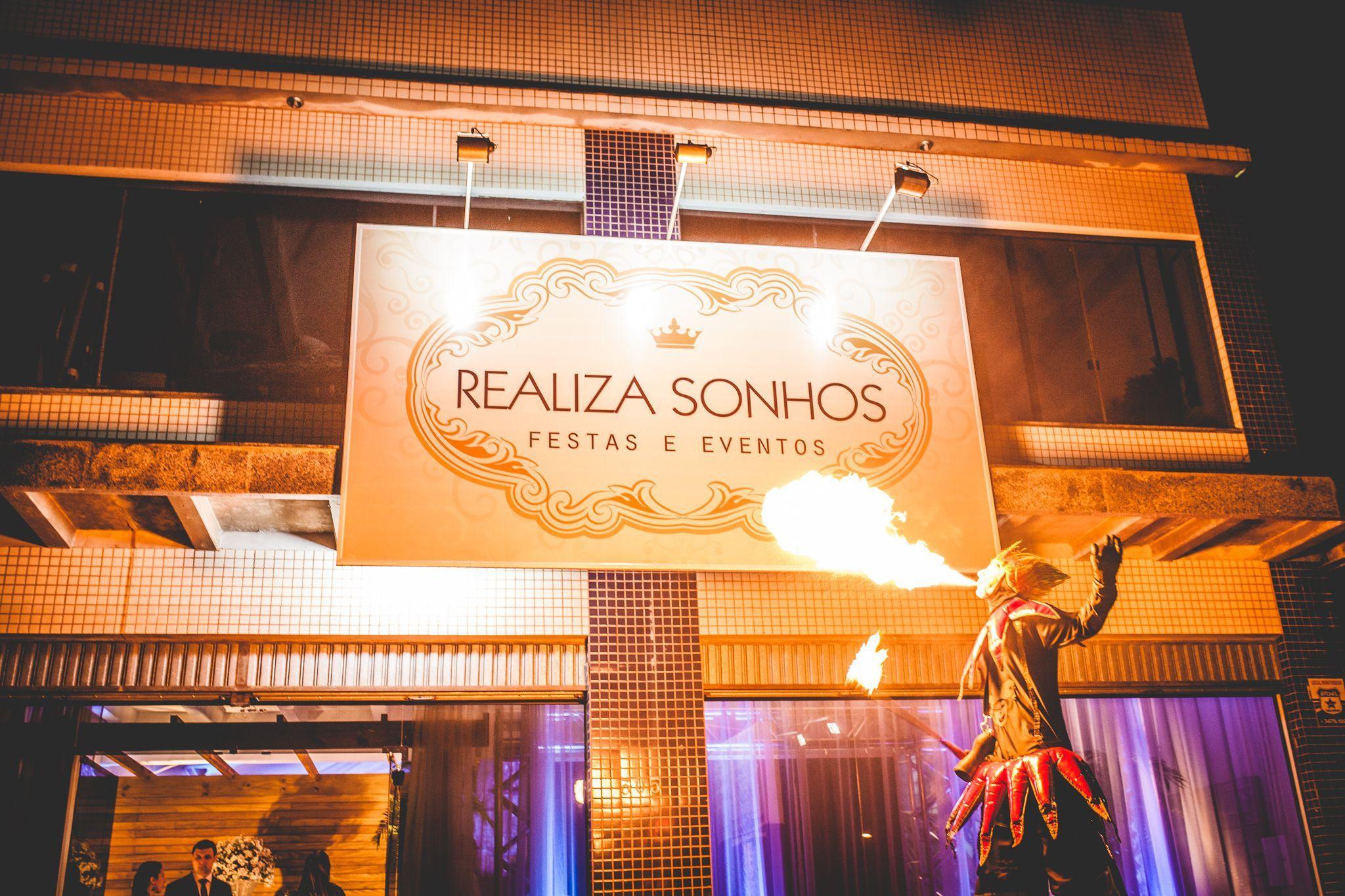 Sobre Realiza Sonhos - Salão de Festas em Cachoeirinha RS