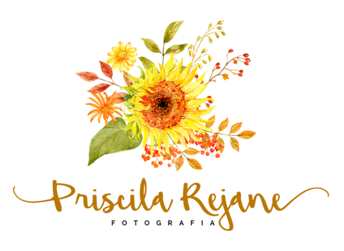 Logotipo de Priscila Rejane Fotografias