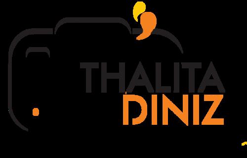 Logotipo de Thalita Diniz Fotografia