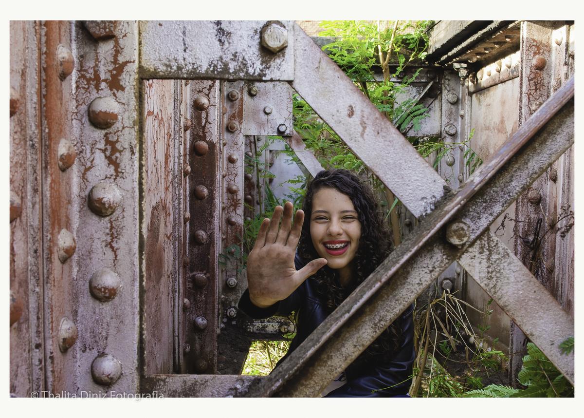 Imagem capa - Autenticidade nos 15 anos ♥  Letícia por Thalita Diniz Fotografia