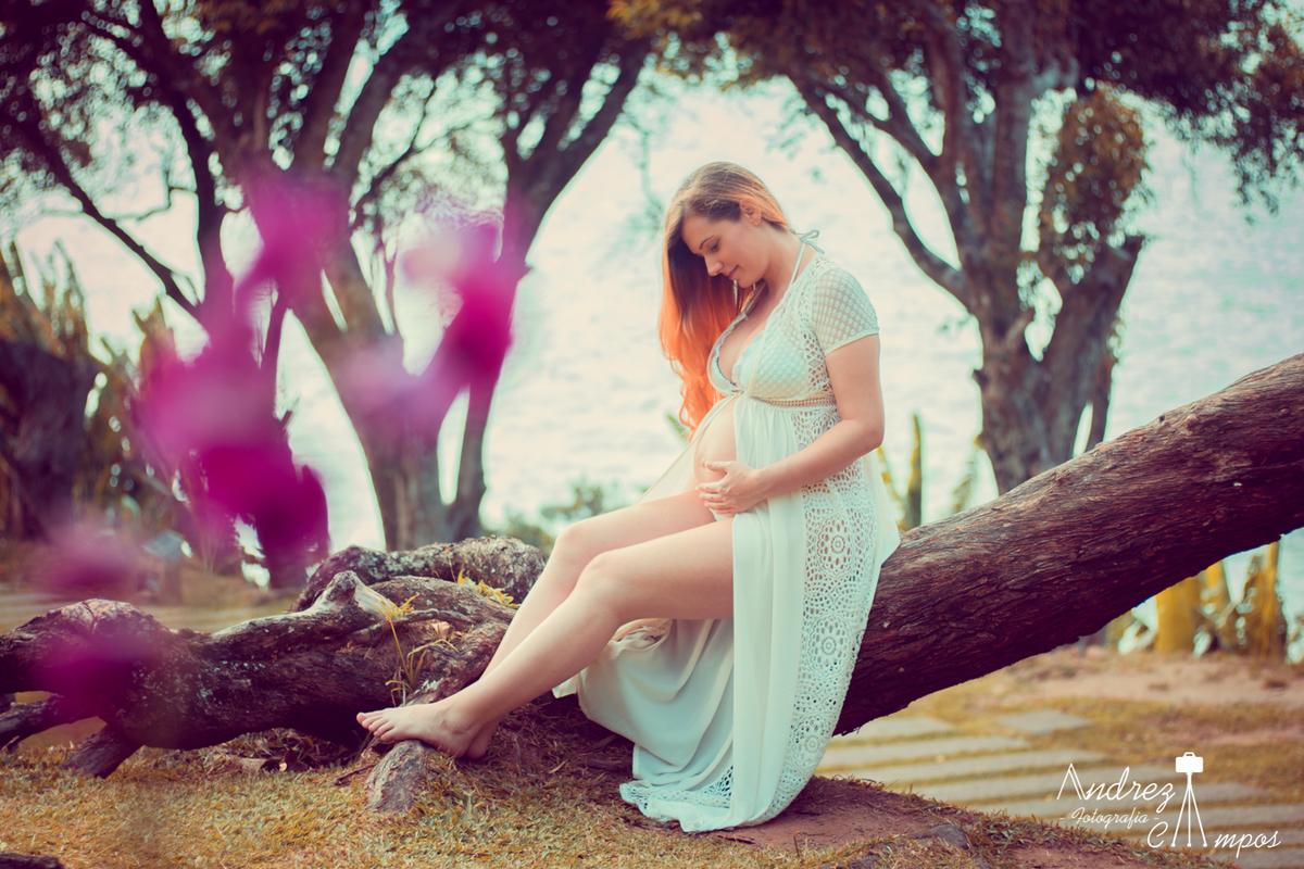 Imagem capa - Qual roupa usar no Ensaio Gestante? por Andreza Campos