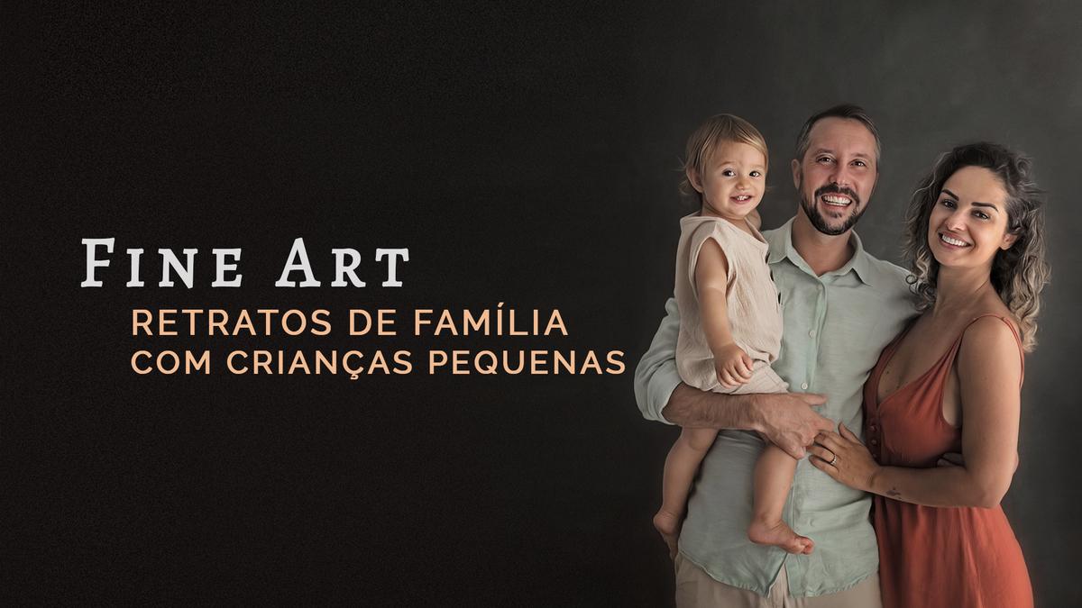Imagem capa - Retratos de família com crianças pequenas: Como conseguir as melhores fotos por Creative Inspiration Photography