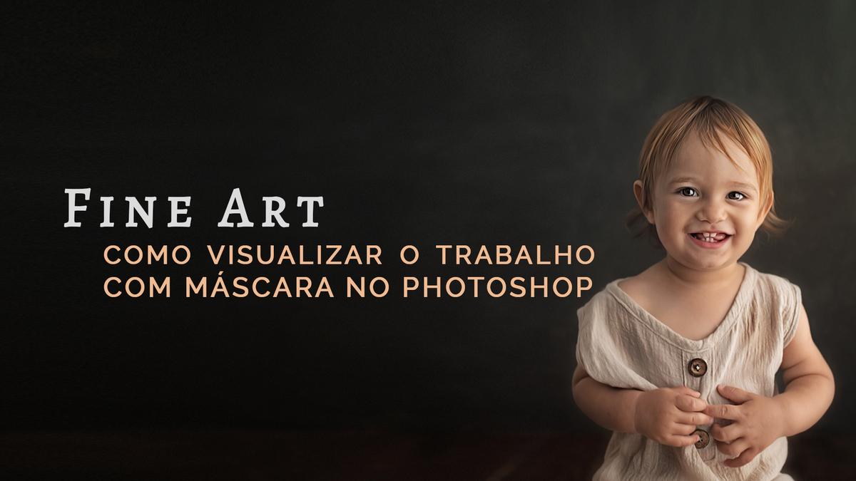 Imagem capa - Dica de edição: Como visualizar a seleção em uma máscara no photoshop? por Creative Inspiration Photography