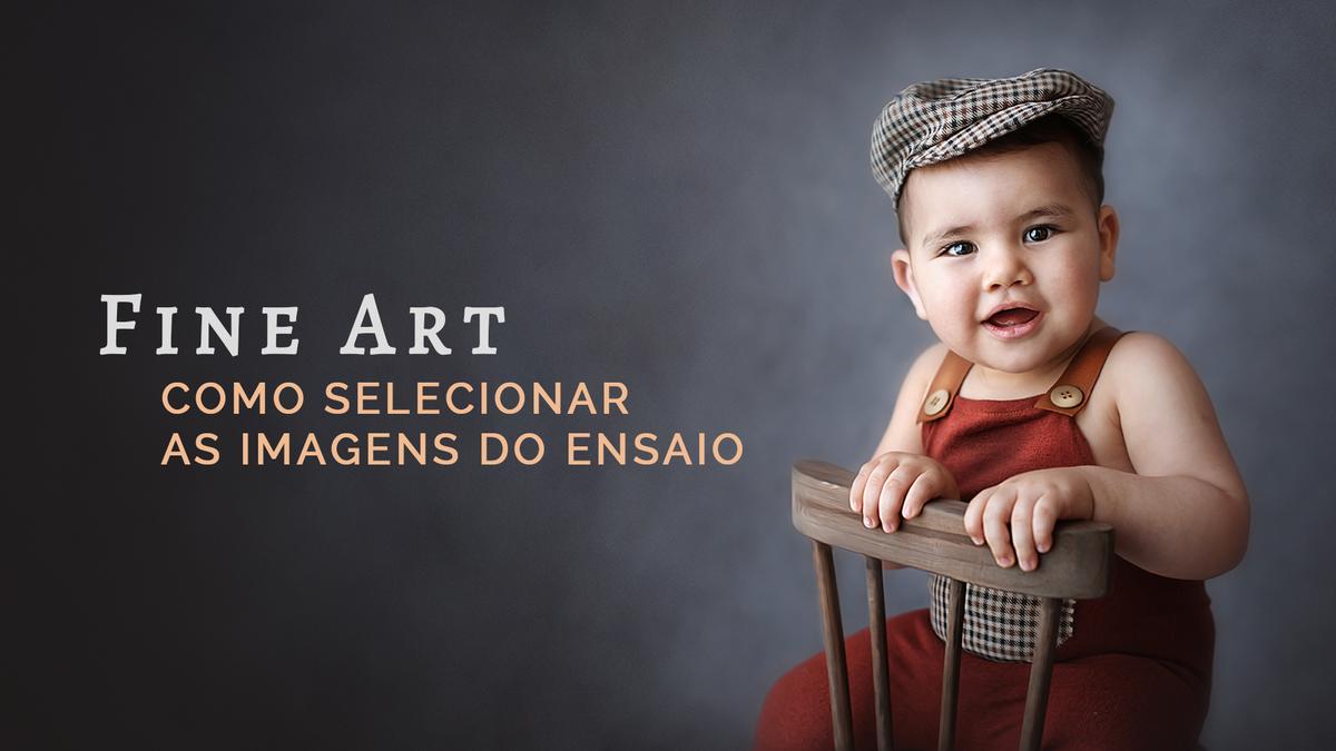 Imagem capa - Como selecionar as imagens do ensaio para o seu cliente escolher? por Creative Inspiration Photography