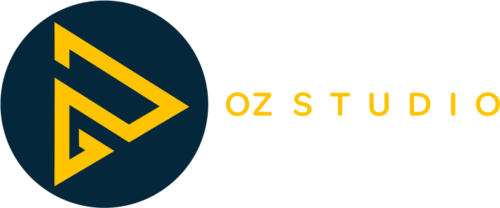 Logotipo de OZ STUDIO