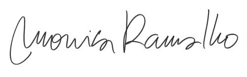 Logotipo de Monica Ramalho