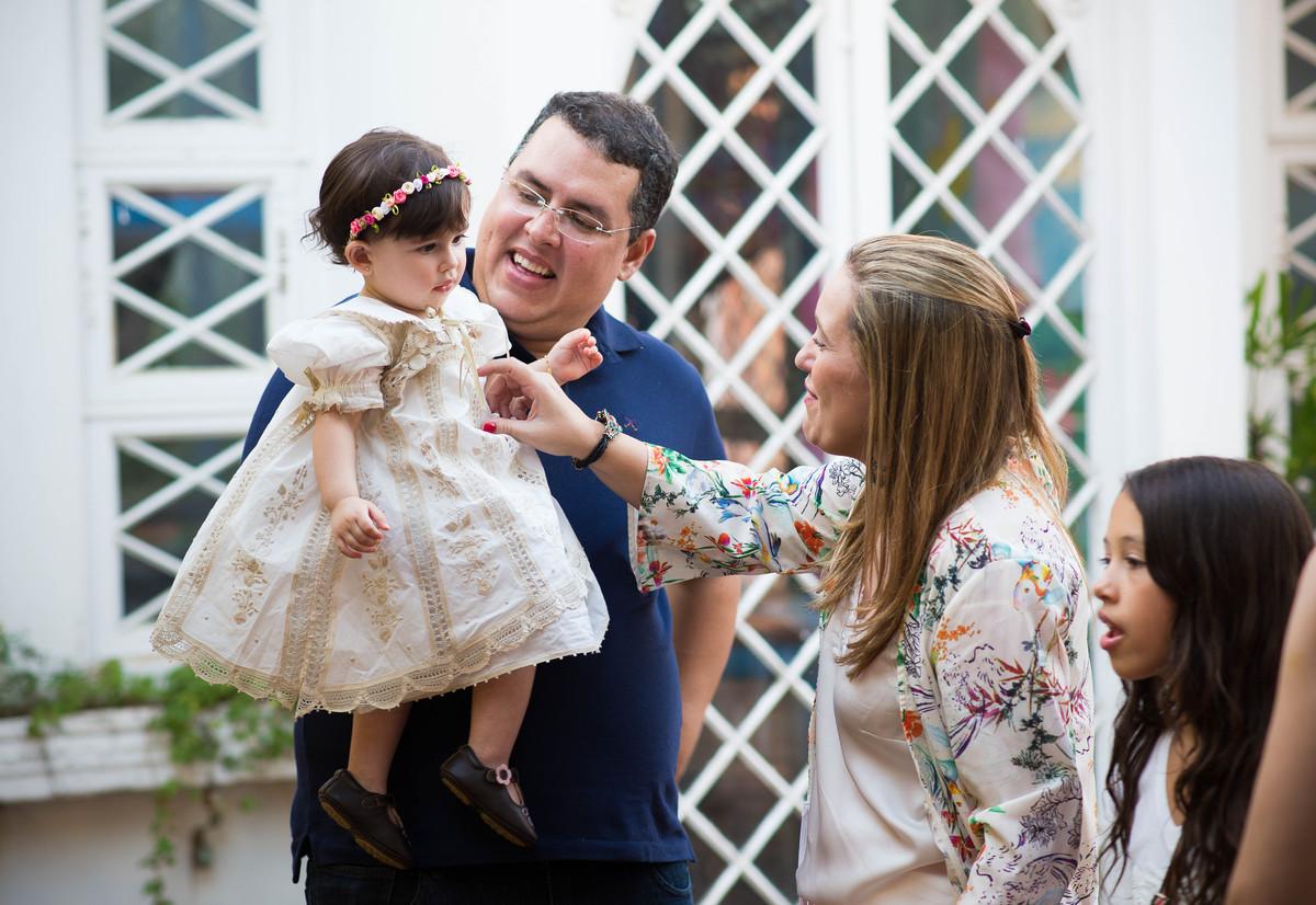 Foto de Maitê 1 Aninho