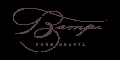 Logotipo de Bampi Fotografia por Eduardo e Gisely