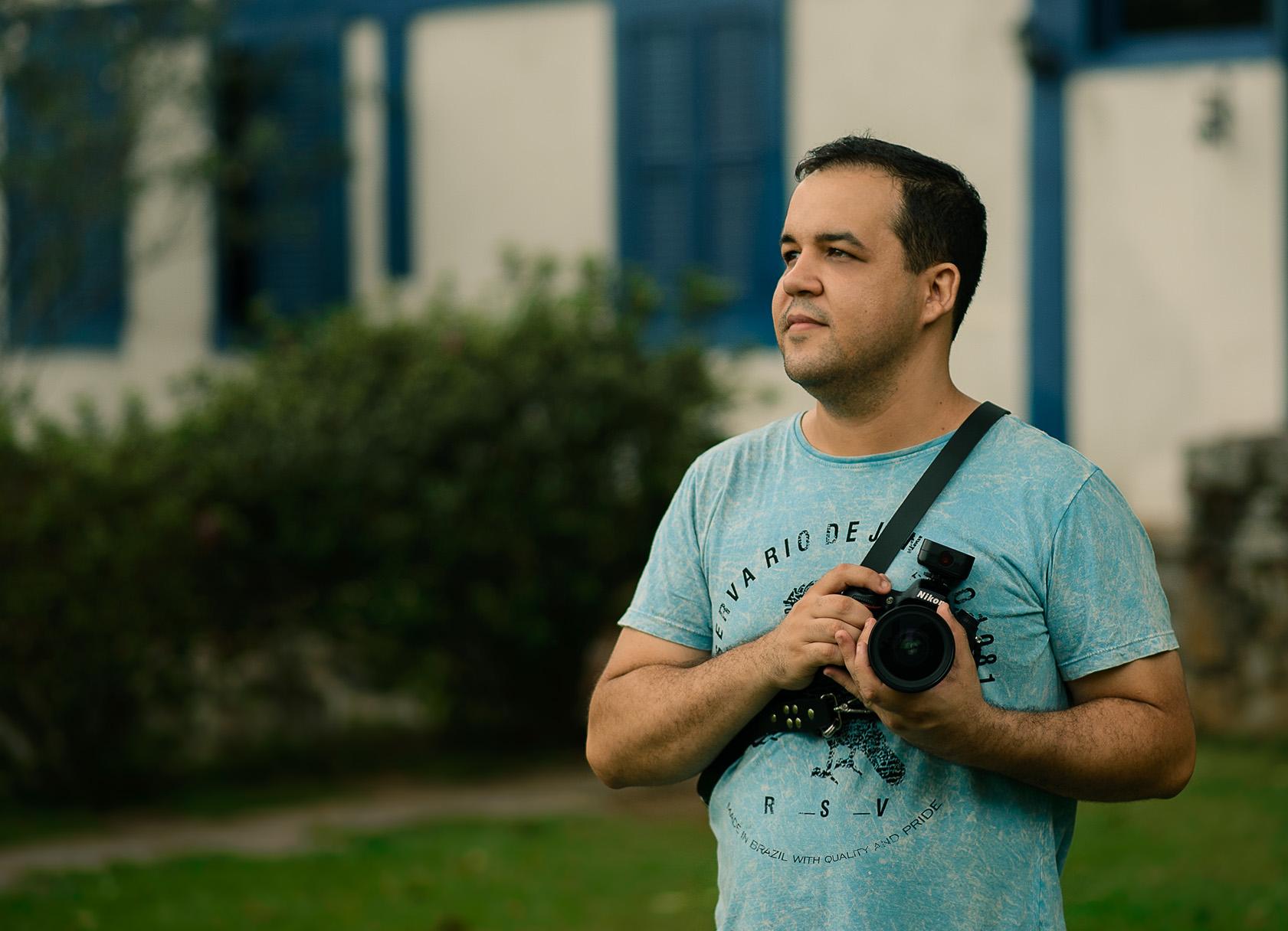 Sobre Fotógrafo de Casamento e Ensaios - Diego Souza Fotografia - Valença - Rio de Janeiro e Região-RJ