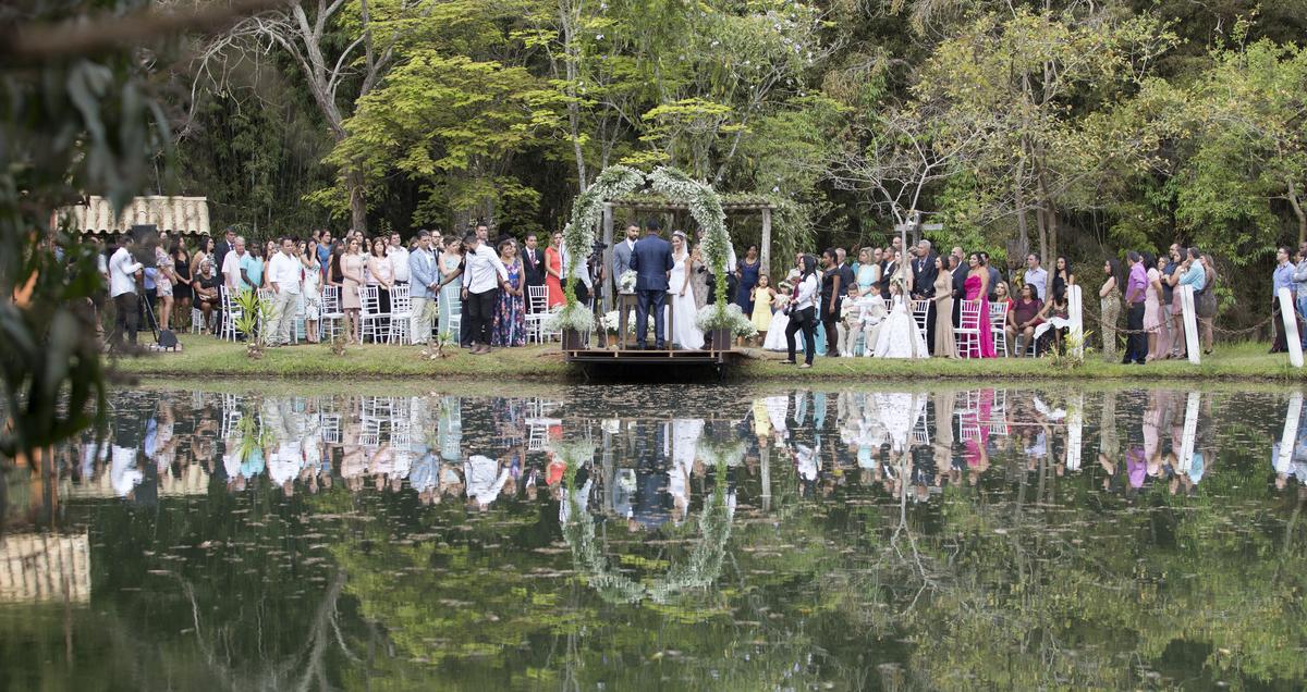 Imagem capa - Casamento Jussara & João por Leonardo Benfica