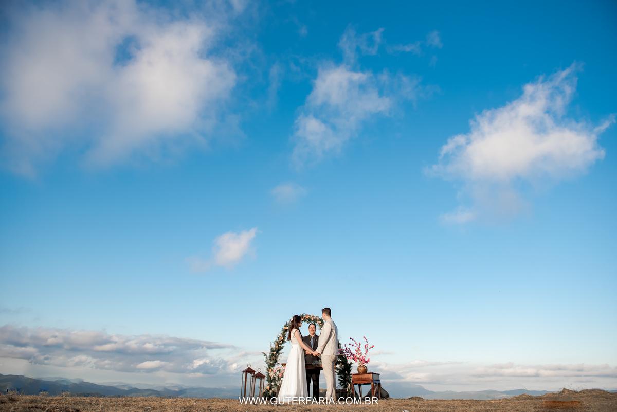 Imagem capa - Você já ouviu falar em Elopement Wedding ou casamento A2? por Guter  Faria