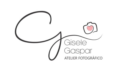 Logotipo de Gisele Gaspar - Atelier Fotográfico