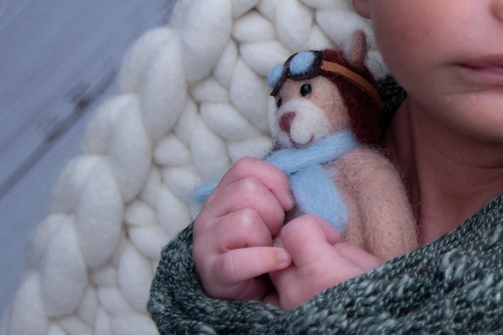 Imagem capa - O ambiente ideal para o ensaio newborn por Gisele Gaspar - Atelier Fotográfico