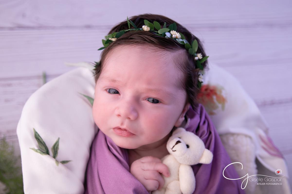 Imagem capa - Ensaio newborn - Quando? Como? Onde? Por quê? por Gisele Gaspar - Atelier Fotográfico
