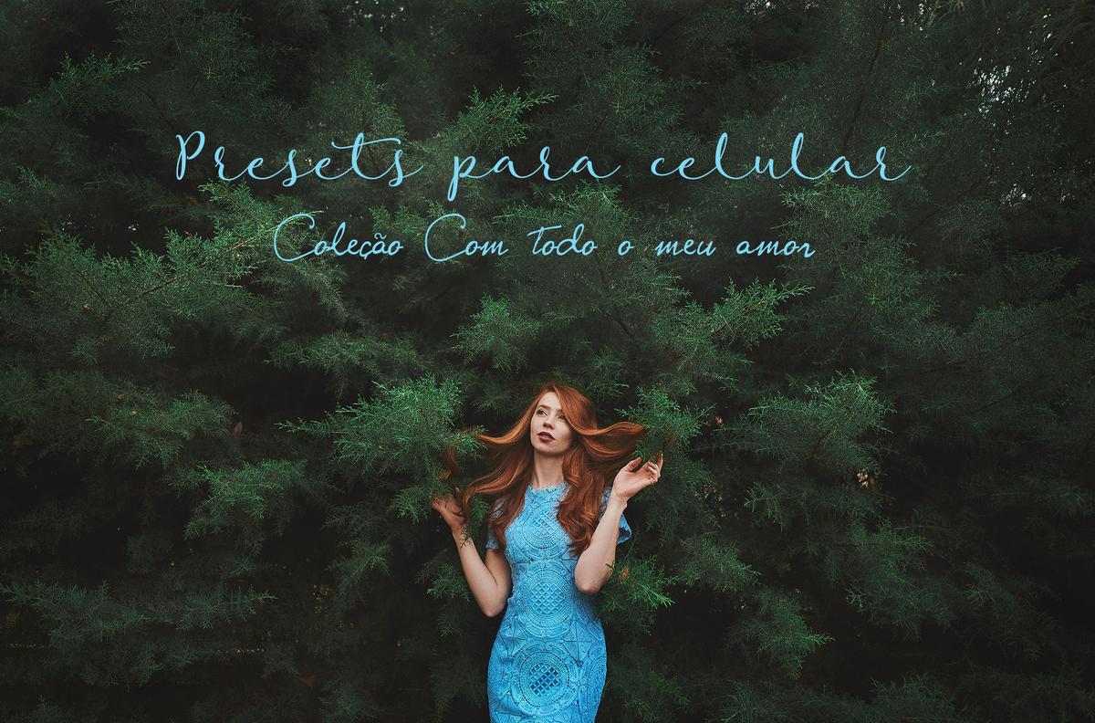 Imagem capa - PRESETS PARA CELULAR (ENCERRADO) por Carolina Pereira