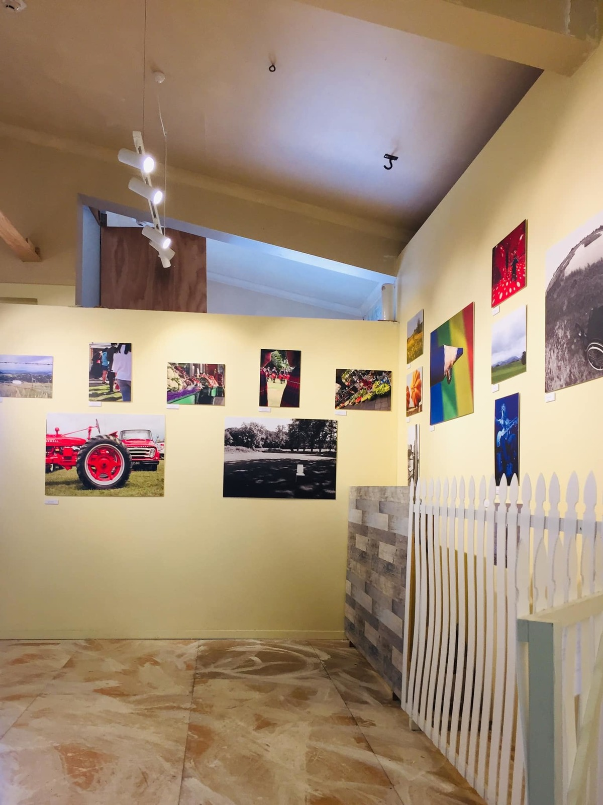 Imagem capa - Frankton Art Galery - Hamilton por Maureen Jensen