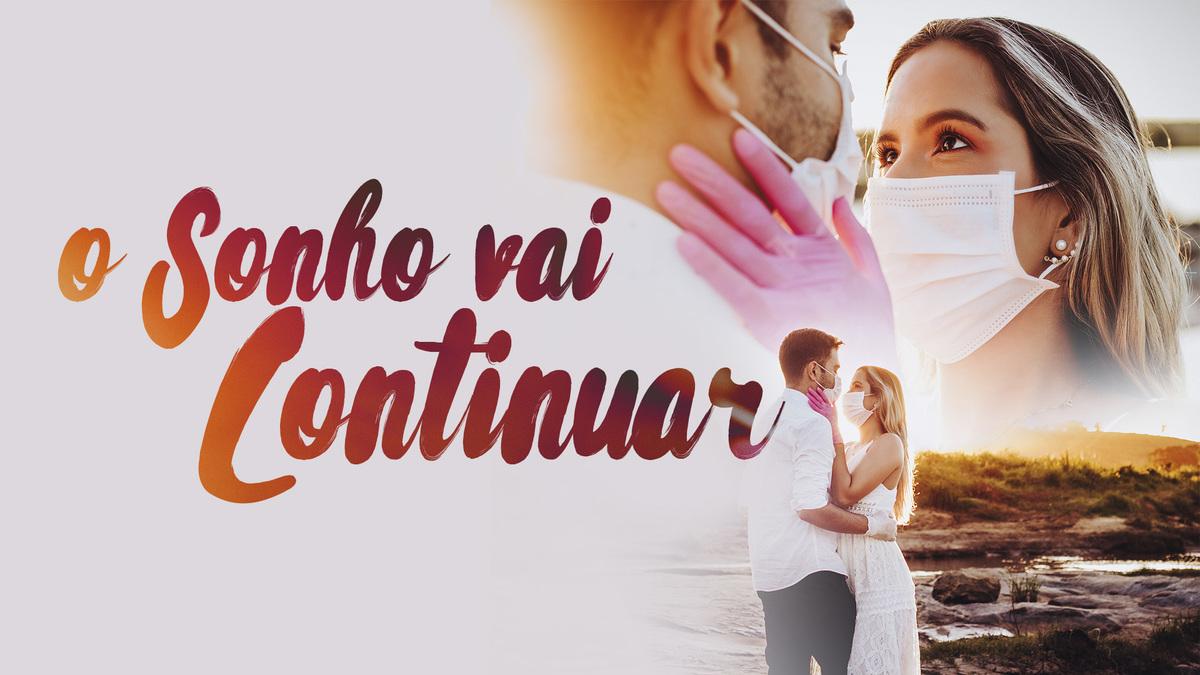 Imagem capa - O Sonho vai Continuar por Casal Rodivas