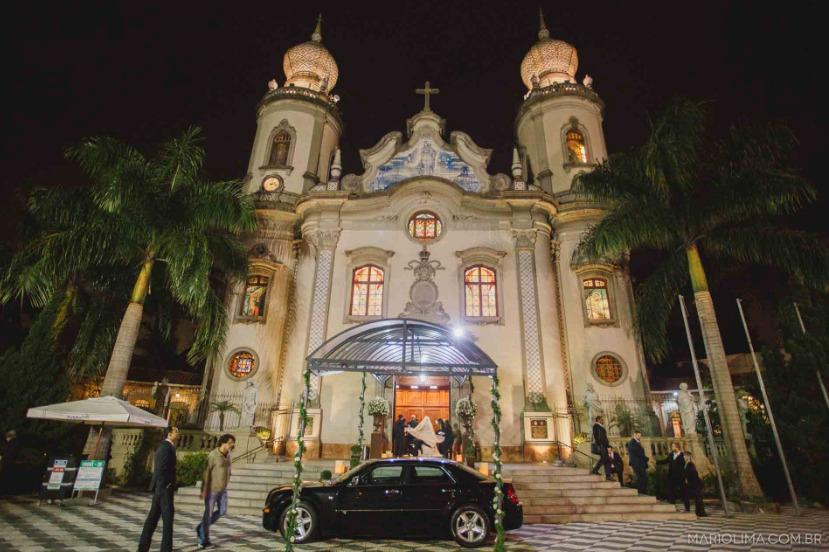 Imagem capa - As Igrejas mais requisitadas de São Paulo por Mario Lima