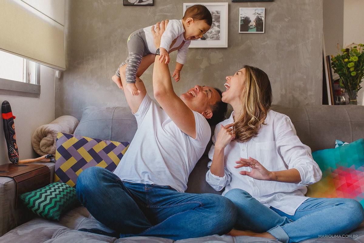 Imagem capa - Como fazer fotos lindas em família por Mario Lima