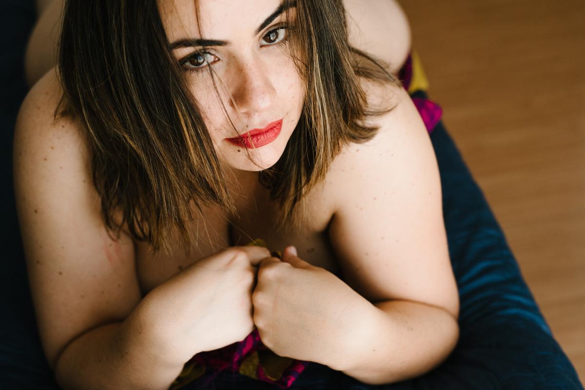 Imagem capa - Eu, Lyana. por Aline Spezia