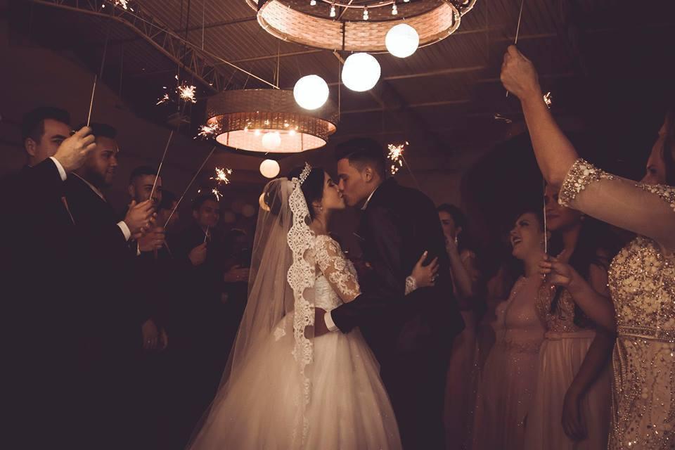 Imagem capa - Hoje foi dia de mais um casamento lindão!!!!  por Leonardo Mourão França