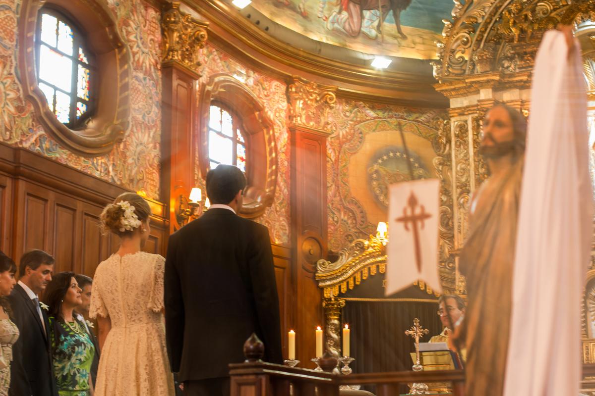 Imagem capa - Sabe por que a noiva fica do lado esquerdo do Altar???? por Leonardo Mourão França