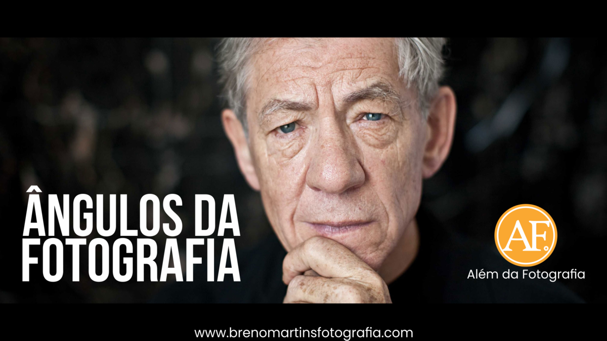 Imagem capa - Ângulos da Fotografia - Além da Fotografia por Breno Martins