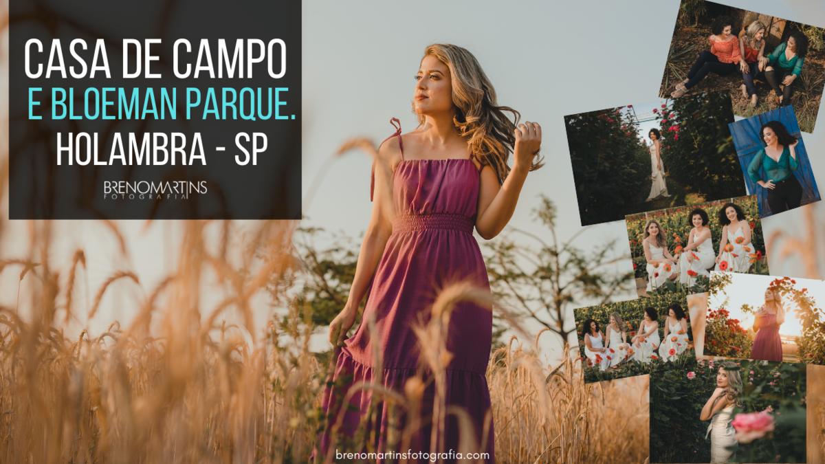 Imagem capa - Fotografando na casa de Campo e Bloeman Parque em Holambra [Theos Turismo] | Breno Martins por Breno Martins