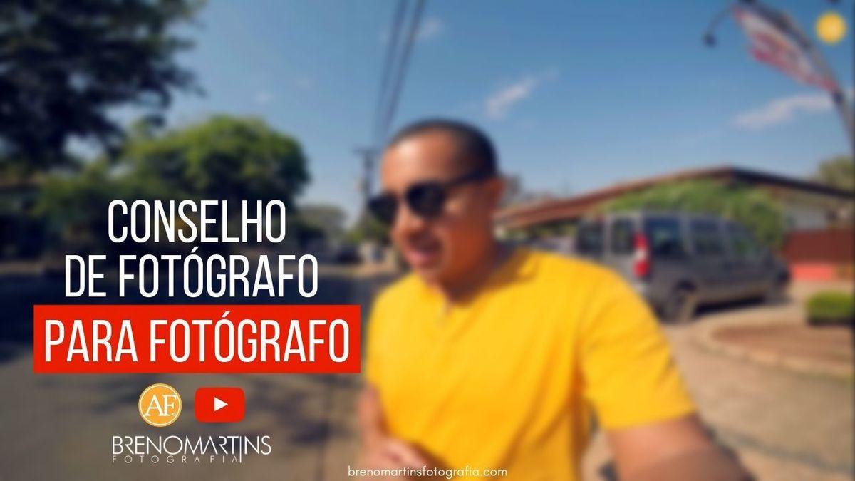 Imagem capa - Conselho de fotógrafo para fotógrafo | Além da Fotografia por Breno Martins