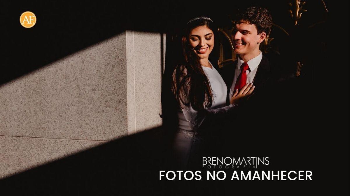 Imagem capa - Fotos no amanhecer | #processodecriação por Breno Martins