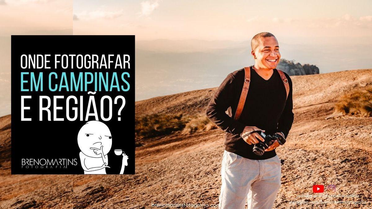 Imagem capa - Onde Fotografar em Campinas e região? | Breno Martins Fotografia por Breno Martins