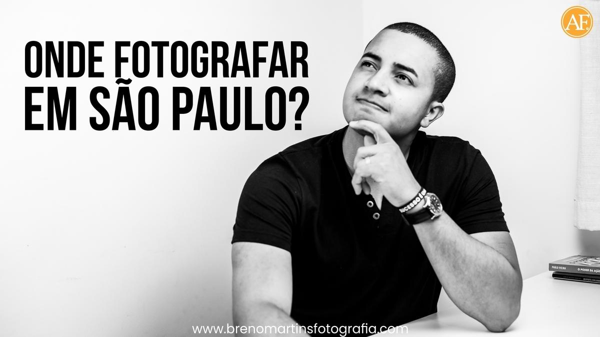 Imagem capa - Onde fotografar em São Paulo? - Além da Fotografia por Breno Martins