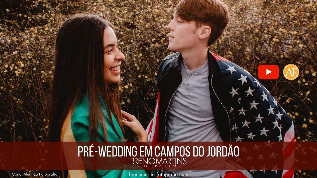 Imagem capa - Pré-Wedding em Campos do Jordão | Além da Fotografia por Breno Martins