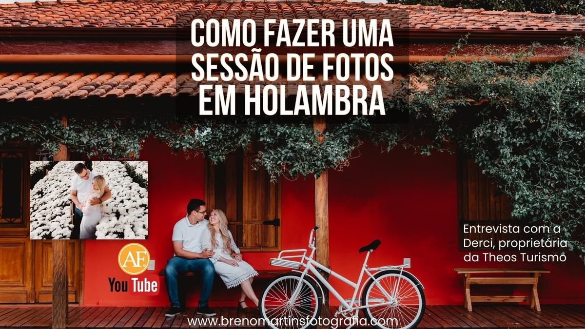 Imagem capa - Como fazer uma sessão de fotos em Holambra | Além da Fotografia por Breno Martins